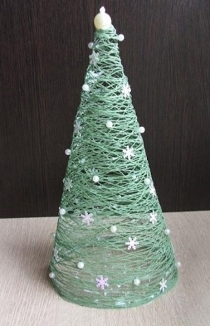 sapin ficelle
